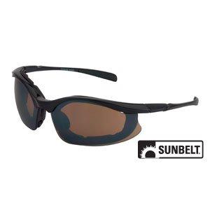 No Frame Safety Glasses : SUNBELT- Safety Glasses, Concept, Half Frame. Part No ...