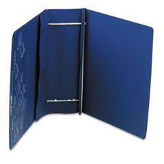 * Varicap6 Expandable 1 To 6 Post Binder, 11 x 8-1/2, Blue