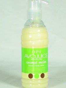 OPI Avojuice Coconut Melon Juicie Skin Quencher 20 oz