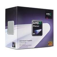 AMD Phenom X4 9950 Black Edition Quad-Core Processor - 2.60 GHz, 4MB L2 Cache, Socket AM2+, 140W, 65 nm, 3 Year Warranty, Retail Boxed