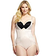 Firm Tummy Control Sheer & Opaque Wear Your Own Bra No VPL Body