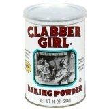 Clabber Girl Double Acting Baking Powder - 8.1 oz