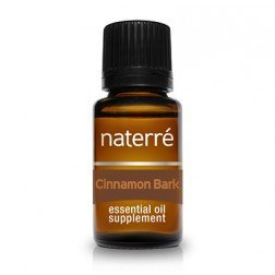 Naterre 100% Pure Essential Oil - Cinnamon Bark, 15ml