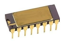 Digital to Analog Converters - DAC IC MONO 8-BIT