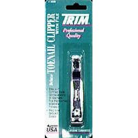 Trim Deluxe Toenail Clipper with File (Case of 12)