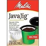 Melitta Coffee & Tea Filters JavaJig Reusable Coffee Filter System (a)