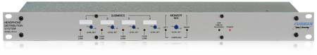 Furman Hds-6 Headphone Audio Distribution System Routes 4 Mono And 1 Stereo Signals To Eight Hr6 Stations