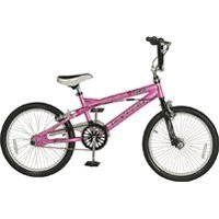 Razor Girls Tempest Freestyle Bike (20-Inch Wheels, Pink)