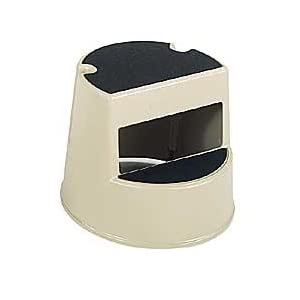 Amazon Com Rubbermaid Plastic Step Stool 16x13 Quot Beige