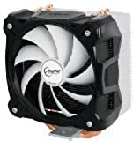 ARCTIC Freezer A11 CPU Cooler for AMD, 150W Cooling Capacity, 3 Direct Touch Heatpipes, Vibration-Dampened Fan, 23dBA Noise