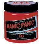 Manic Panic ~ Semi-Permanent Hair Dye ~ Flaming