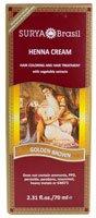 Surya Brasil Henna Cream Golden Blonde -- 2.31 fl oz (Surya Brasil Conditioner compare prices)