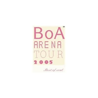 BoA ARENA TOUR 2005-BEST OF SOUL-をAmazonでチェック!