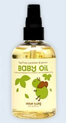 Baby Oil Lavender 4 oz 4 Ounces