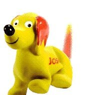 2-Josera-Quietsche-Hund-gelb-Seppl-fr-Mensch-und-Tier