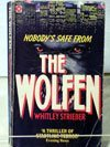 The Wolfen (0340241675) by Strieber, Whitley