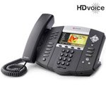 Polycom Soundpoint IP 670 Corded Voice Over IP Phone