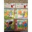 Sesame Street Bath Books ~ SPORTS ~ Big Bird, Elmo, Zoe, Ernie