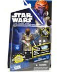 Star Wars, The Clone Wars 2011 Series Action Figure, Plo Kloon #CW53 (Cold Weather Gear), 3.75 Inches by Hasbro