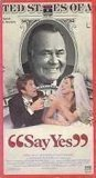 Say Yes [VHS]