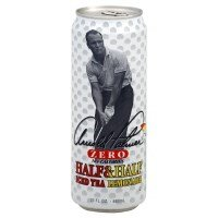 Arizona Arnold Palmer Half & Half Iced Tea / Lemonade, Zero 23 Oz (Pack Of 12)