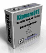 KipwareQTE® - Machine Shop Quoting & Estimating Software