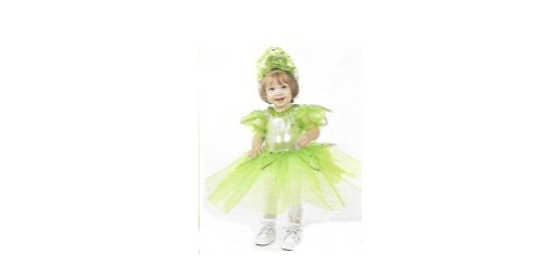 Private Label Discontinued Girls Tinkerbell Fairy Gown