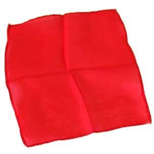 9'' Silk Red