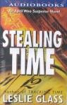 img - for Stealing Time (April Woo Suspense Novels) book / textbook / text book