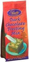 Pamela's Products Dark Chocolate Frosting Mix, 12 oz