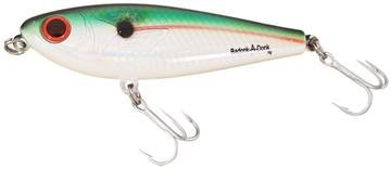 Bomber Salt Water Badonk-A-Donk Low Pitch Lures, Pilchard Shad, 4-Inch