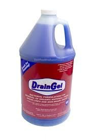 Drain Gel - 1 Gallon (Drain Fly Control)