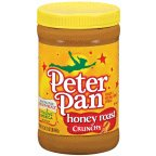 Peter Pan Honey Roast Crunchy Peanut Butter, 16.3 Ounce -- 12 per case. (Peanut Butter Peter Pan Honey compare prices)