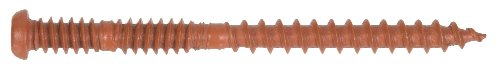 The Hillman Group 47951 10 X 3 Redwood Ceramic Coated Composite Wood Screw