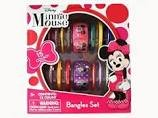 Minnie Mouse 15 Count Bangles Braclet By Disney - 1