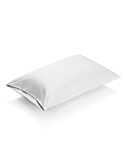 Autograph Pure Egyptian Cotton 400 Thread Count Plain Dye Pillowcase