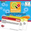 Edupress Quick Pick Activities for Multiple Intelligences; Level 3, Grades 4-6