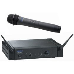 Gemini UF-1264M Professional 64 Channel UHF PLL Diversity Wireless System