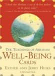 The Teachings of Abraham Well-being Cards (1401902677) by Esther Hicks