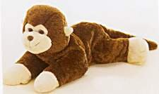 Plush Mombo Chimpanzee Flopsie 12
