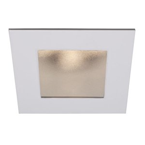 Wac Lighting Hr-Led471-Wt 4In. Square Shower Recessed Lighting