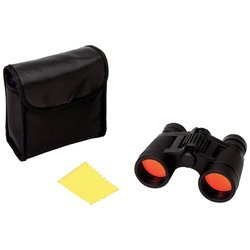 Magnacraftâ® Compact 4X30 Binoculars With Ruby Red Coated Lenses For Glare Reduction , 4X30 Binocular