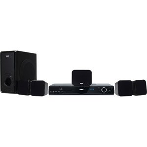 Rca Rtb1023 Blu-Ray Home Theater With Vudu