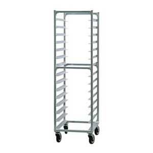 Full Bun Pan Rack, End Load, 15 Capacity