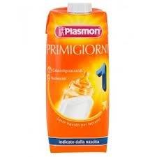 Plasmon Latte Primigiorni Liquido Ml.500