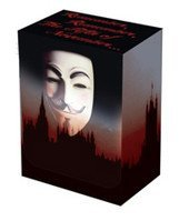 Deck Box - Legion Art - Guy Fawkes