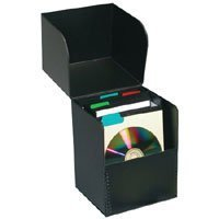 Printfile Flip Top CD Storage Box - Printfile CDFLIPBOX