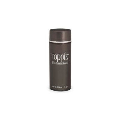 Toppik Hair Building Fibers - Light Brown 0.09 oz. small travel size