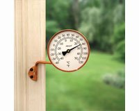 Conant T6LFC Vermont Thermometer with Living Copper Finish