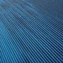 Imagen de Las auroras del Norte Yoga Mat luces con Golden Sun focal Icon-SGS aprobado Libre de ftalatos y látex. Sky Bidegradable, (Azul), el color del cielo